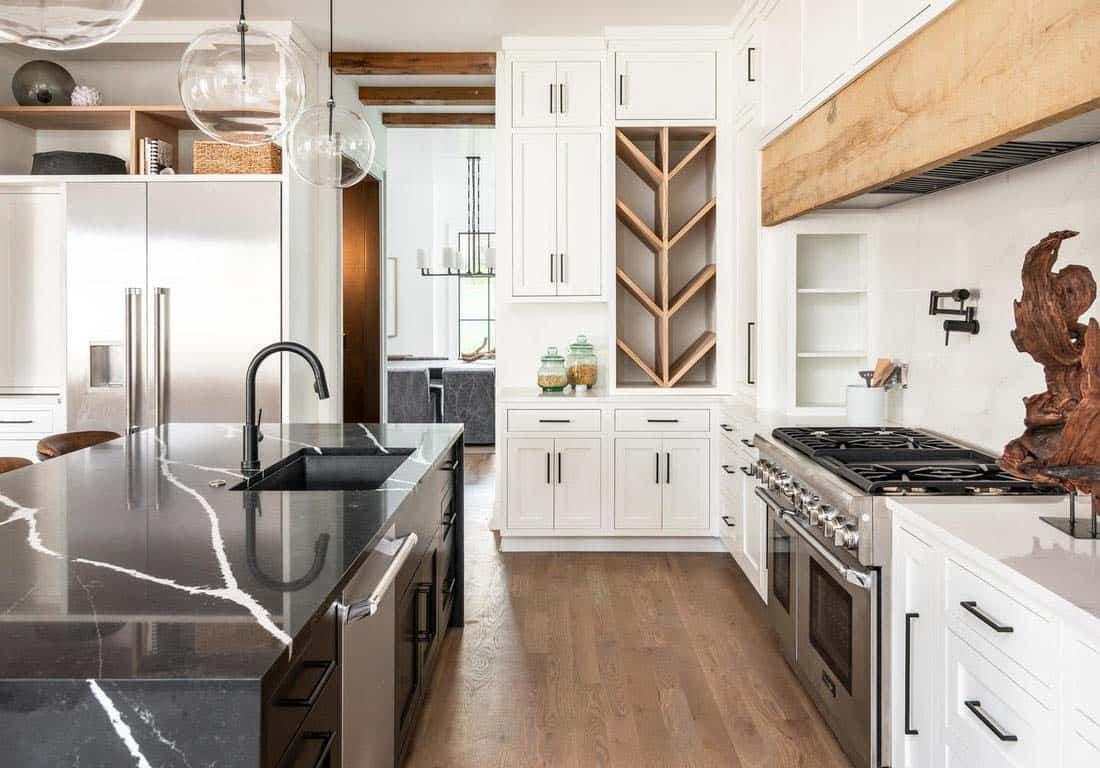transitional-style-kitchen