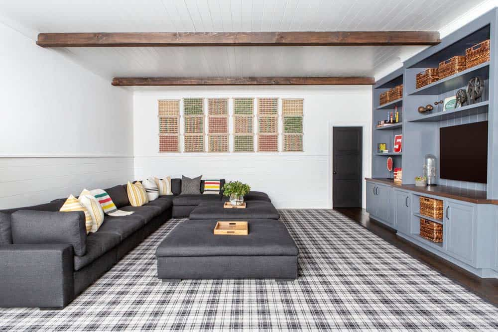 modern-farmhouse-basement-media-room