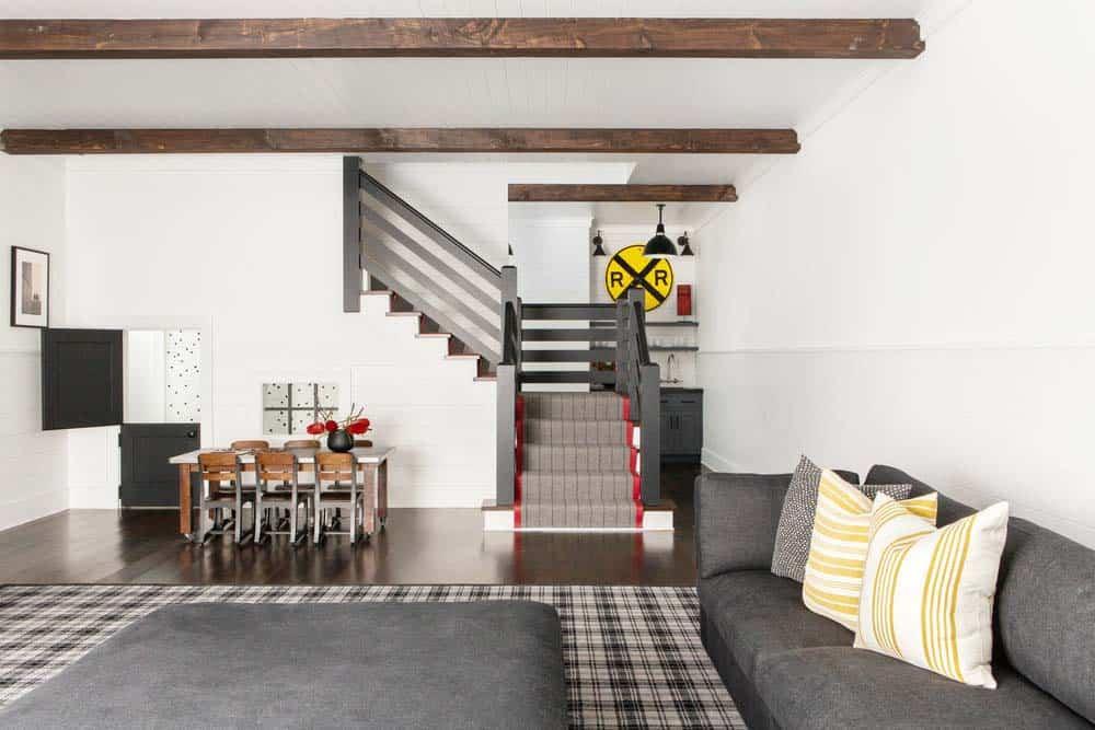 modern-farmhouse-basement-stairway