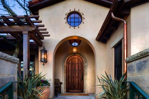 featured posts image for Stunning Spanish revival dream home in Sonoma wine country
