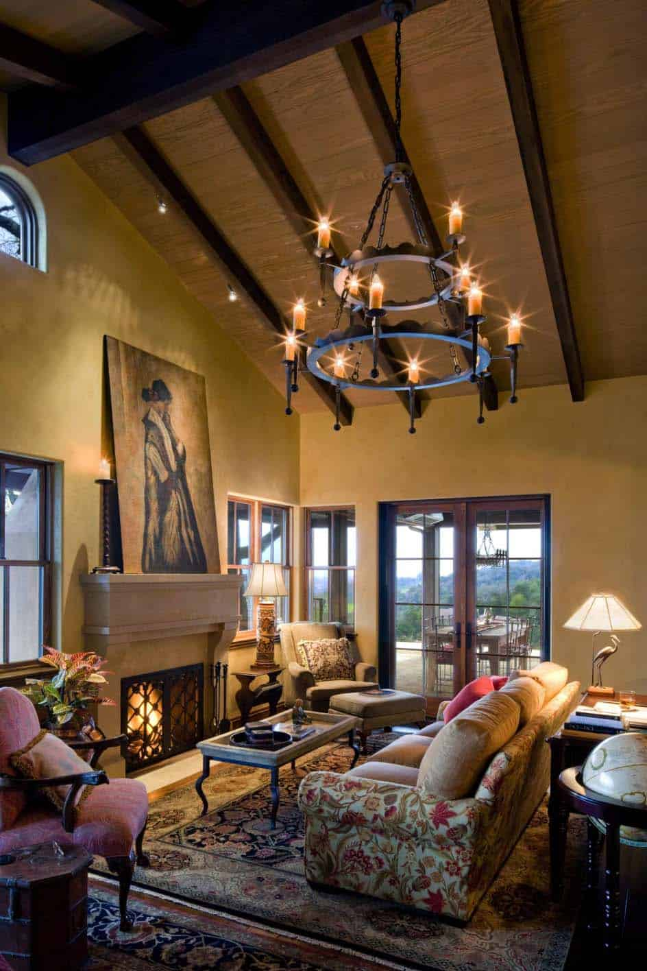 spanish-estate-mediterranean-living-room