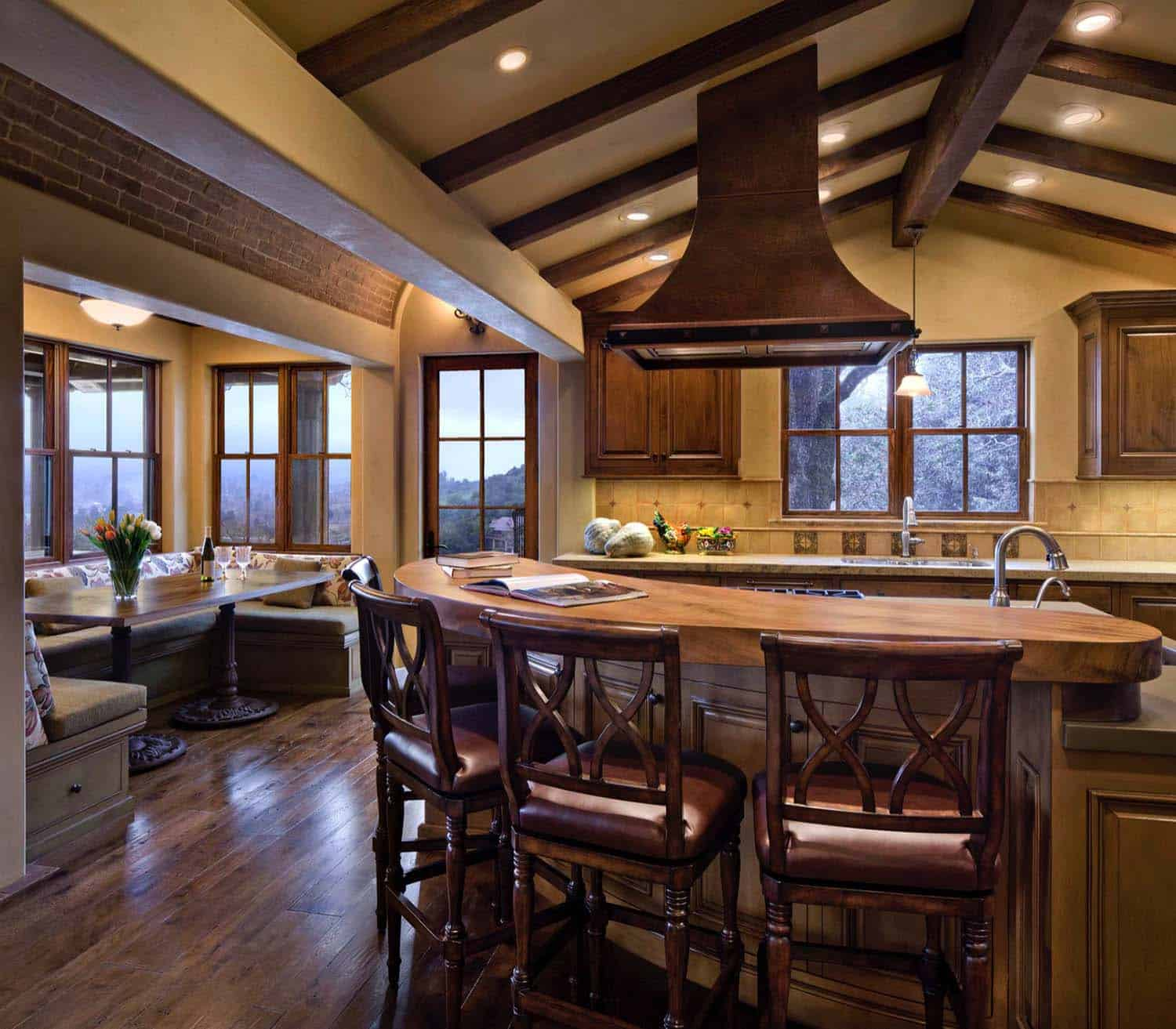 spanish-estate-rustic-kitchen