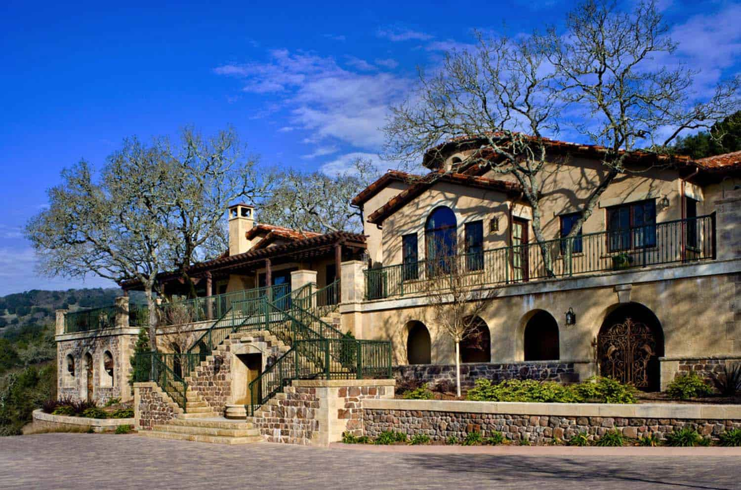 spanish-estate-mediterranean-exterior