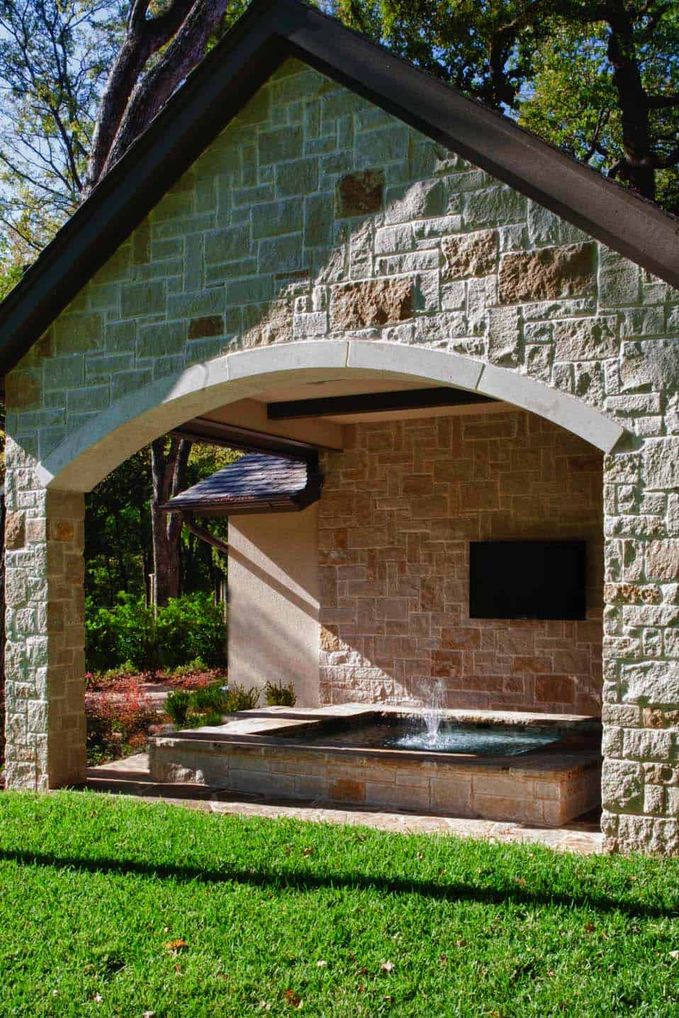 40+ Outstanding Hot Tub Ideas To Create A Backyard Oasis
