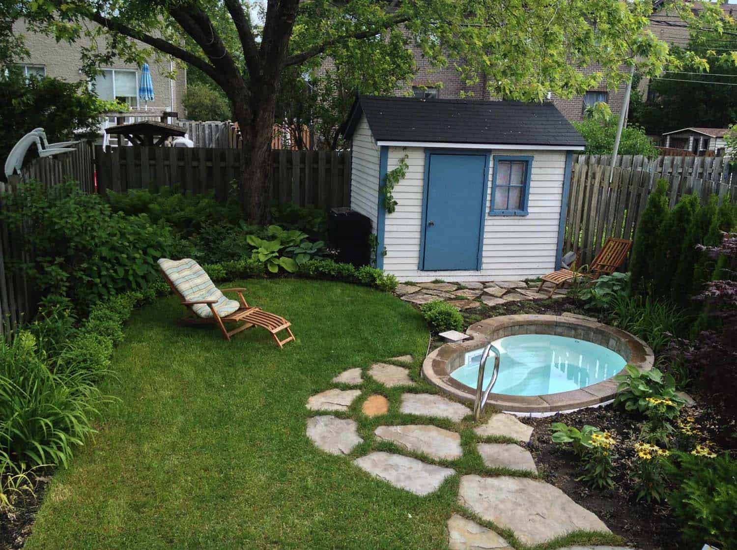 40 Outstanding Hot Tub Ideas To Create A Backyard Oasis