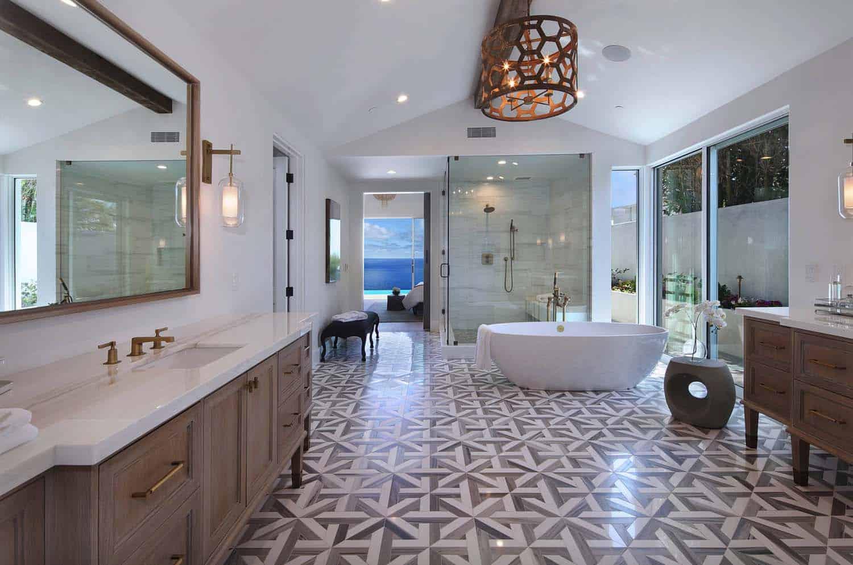 contemporary-master-bathroom