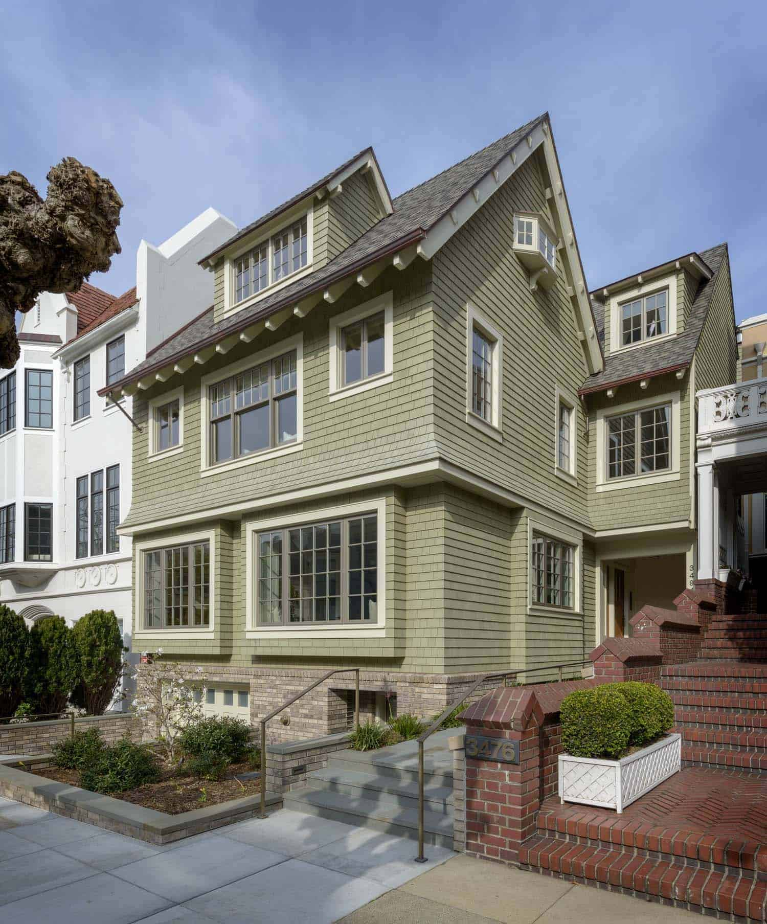 contemporary-edwardian-residence-traditional-exterior