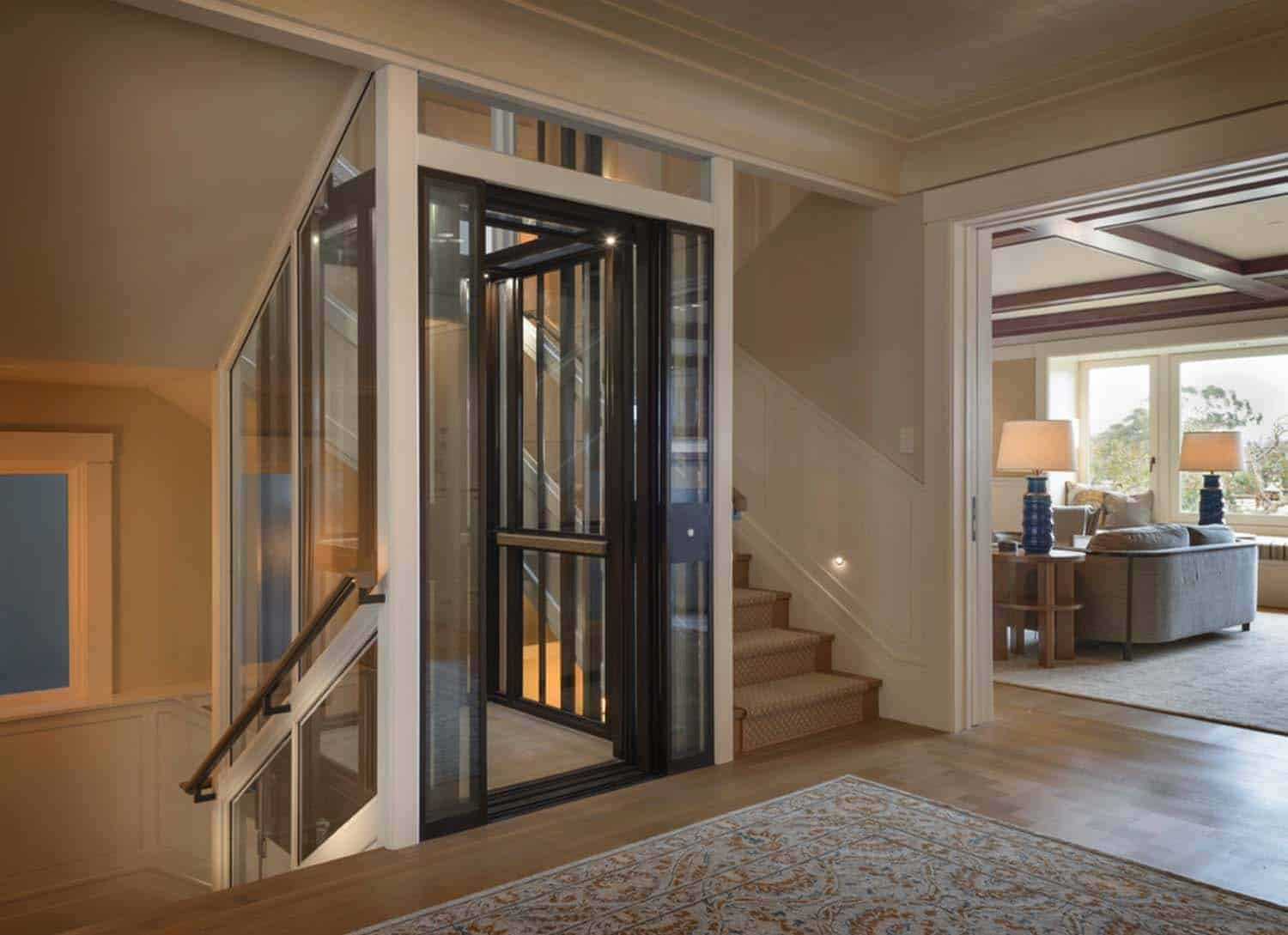 contemporary-edwardian-residence-transitional-entry