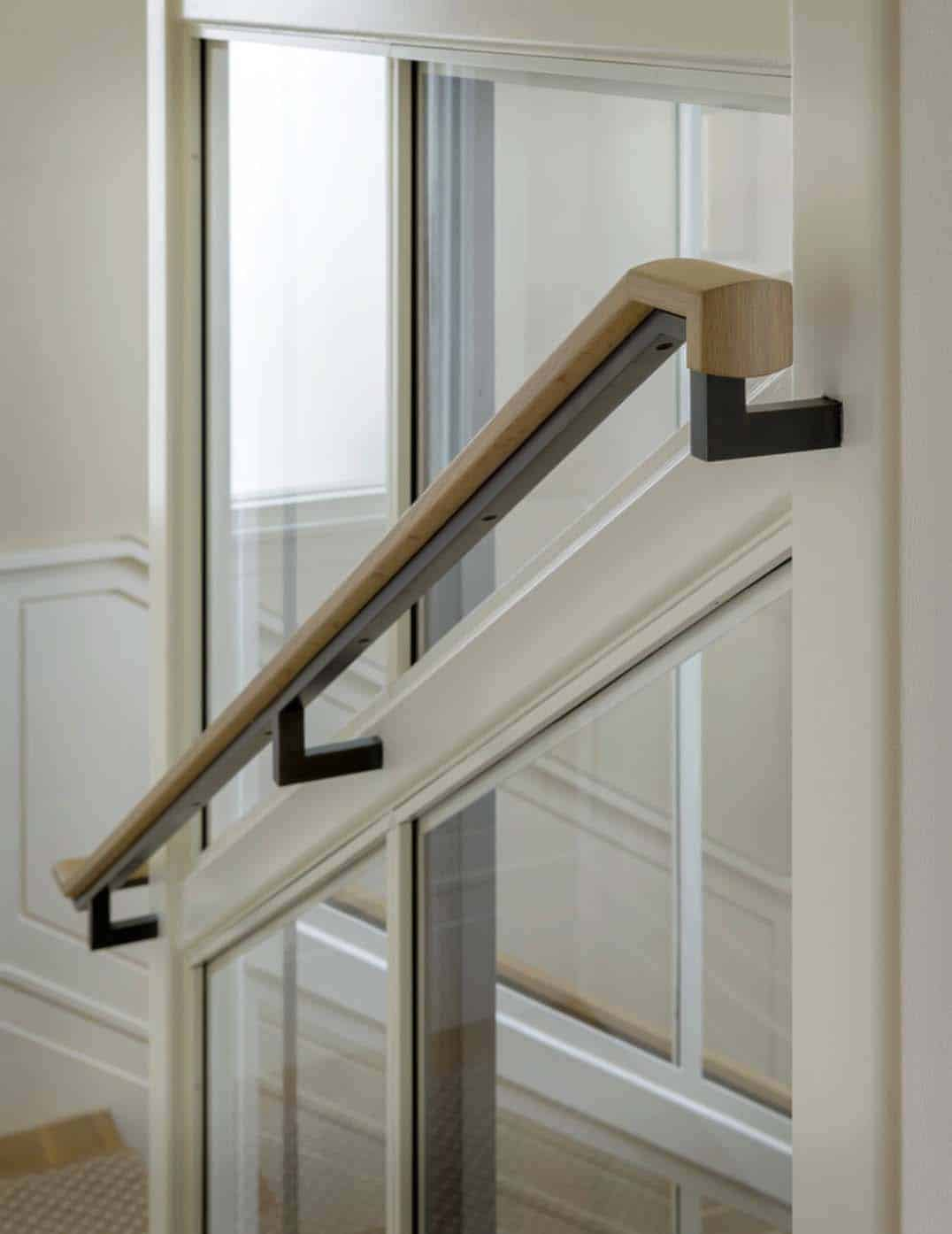 contemporary-edwardian-residence-transitional-staircase