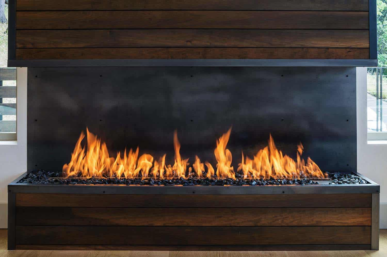 contemporary-living-room-fireplace