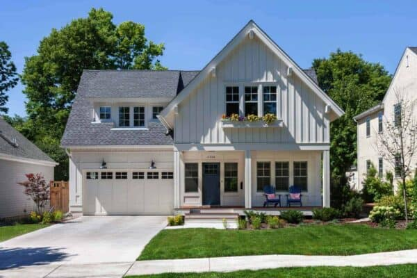 featured posts image for Modern twist on a traditional cottage style home in Minnesota