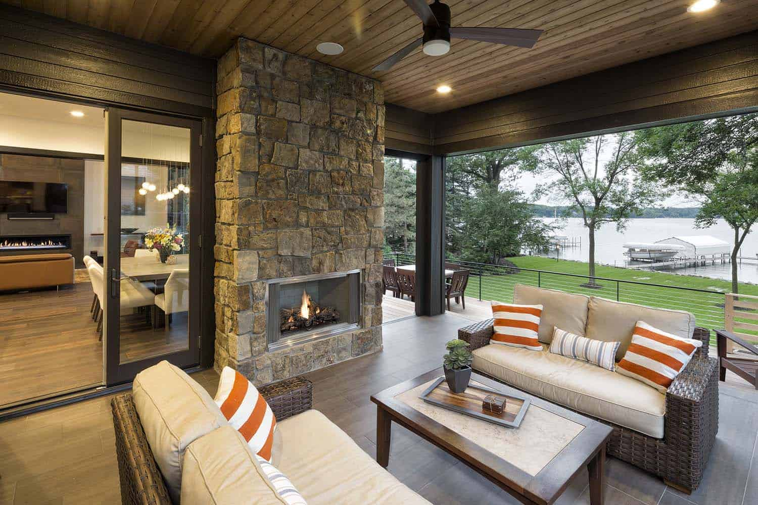 rustic-contemporary-lake-house-covered-porch