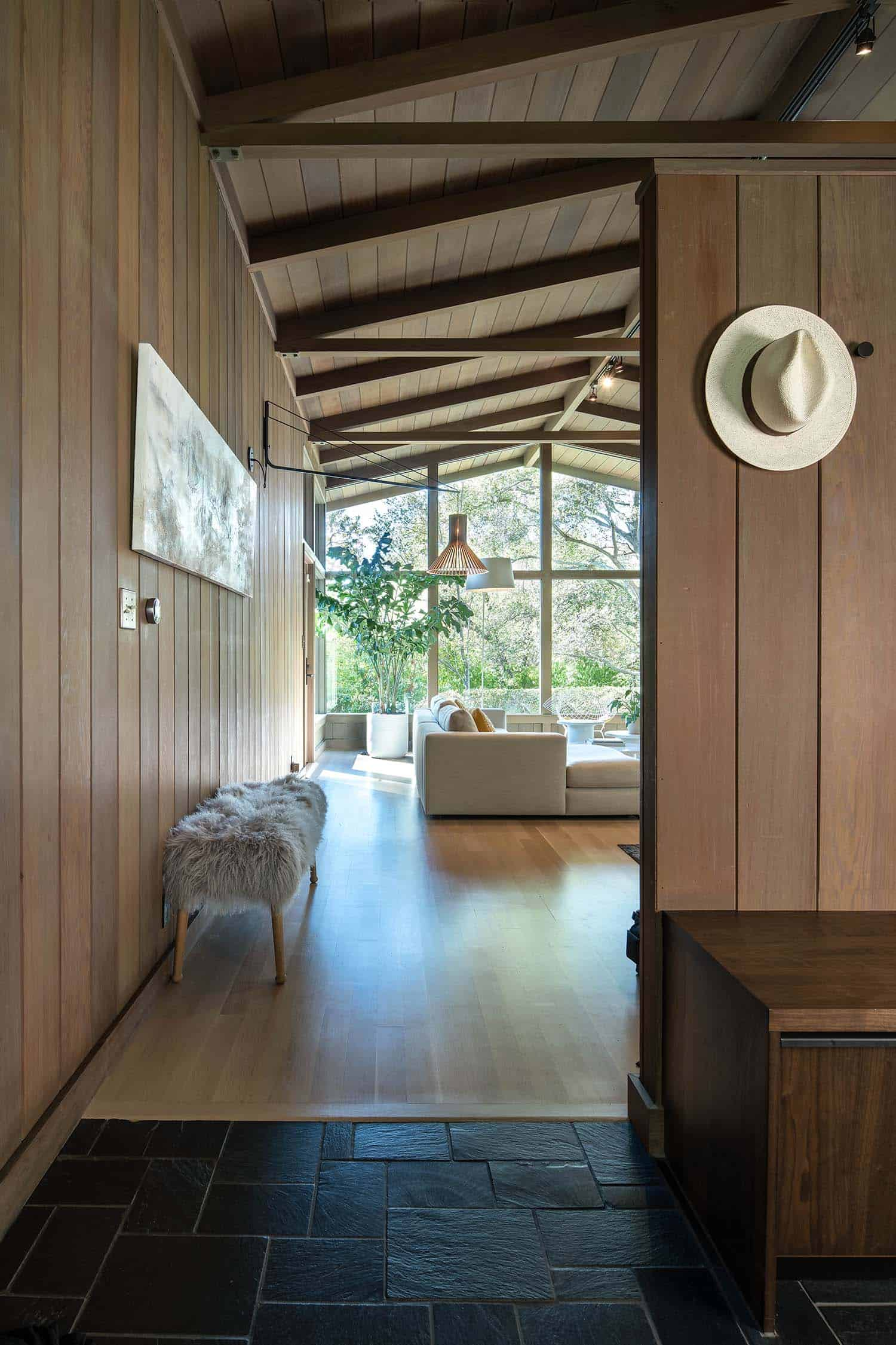 mid-century-modern-remodel-hall
