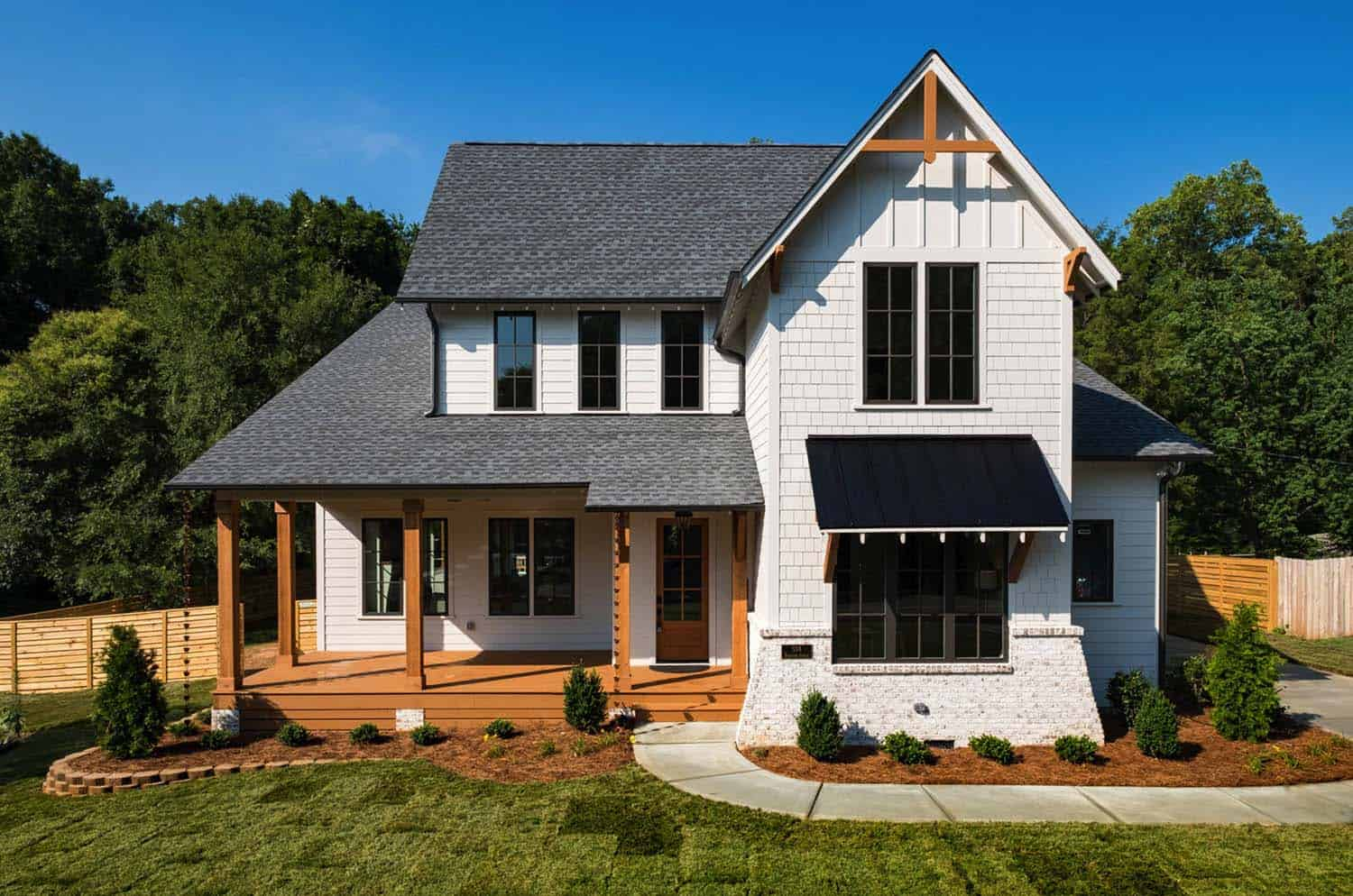 Step Inside A Gorgeous North Carolina Modern Farmhouse Of