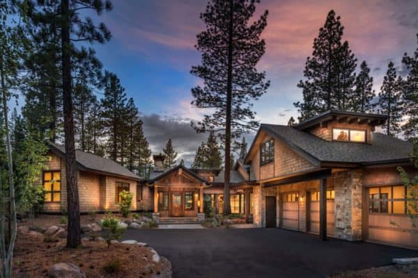 featured posts image for Exquisite modern mountain home showcases views over Martis Valley
