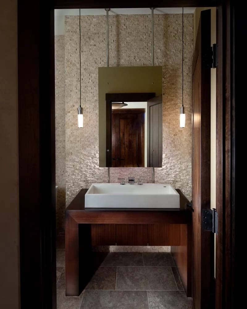 contemporary-powder-bathroom