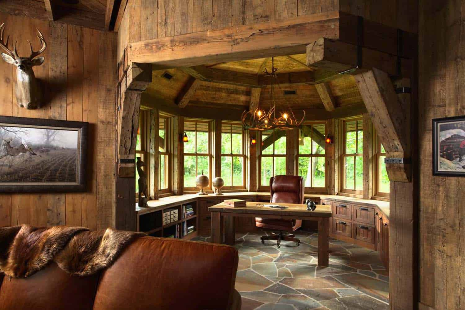 hunting-barn-rustic-home-office