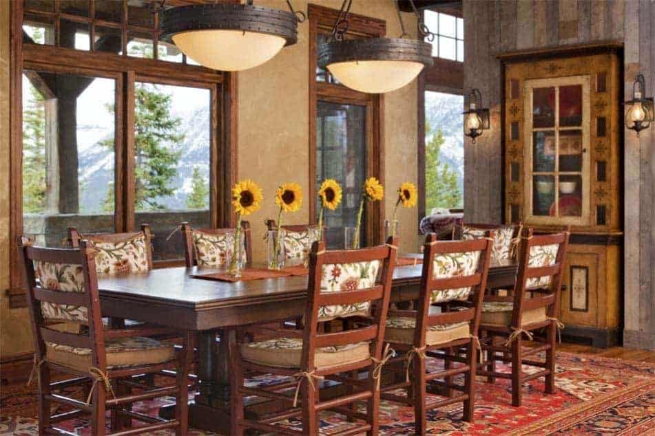 rustic-modern-dining-room