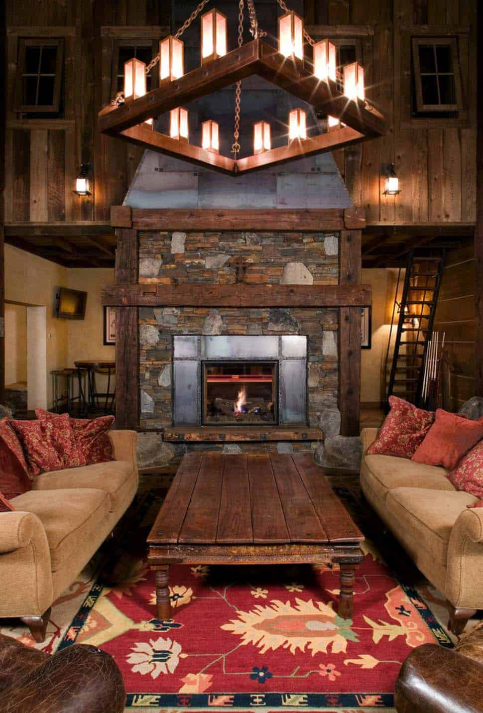 rustic-mountain-retreat-living-room