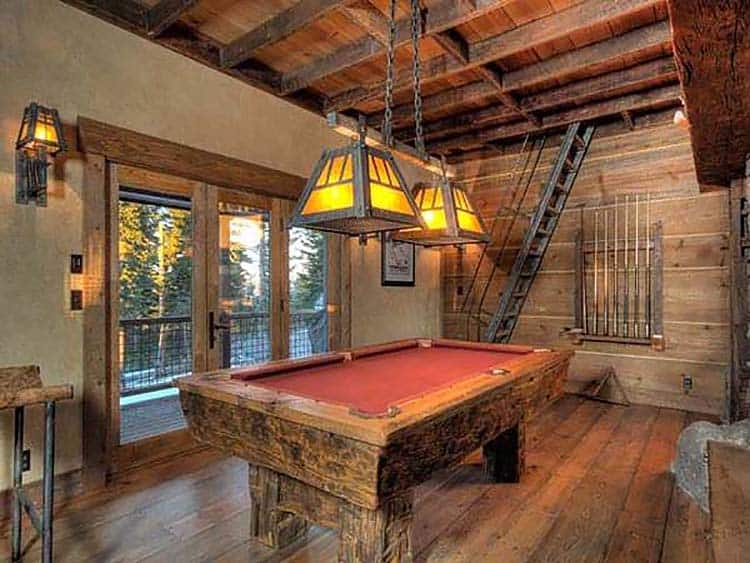 rustic-mountain-retreat-game-room