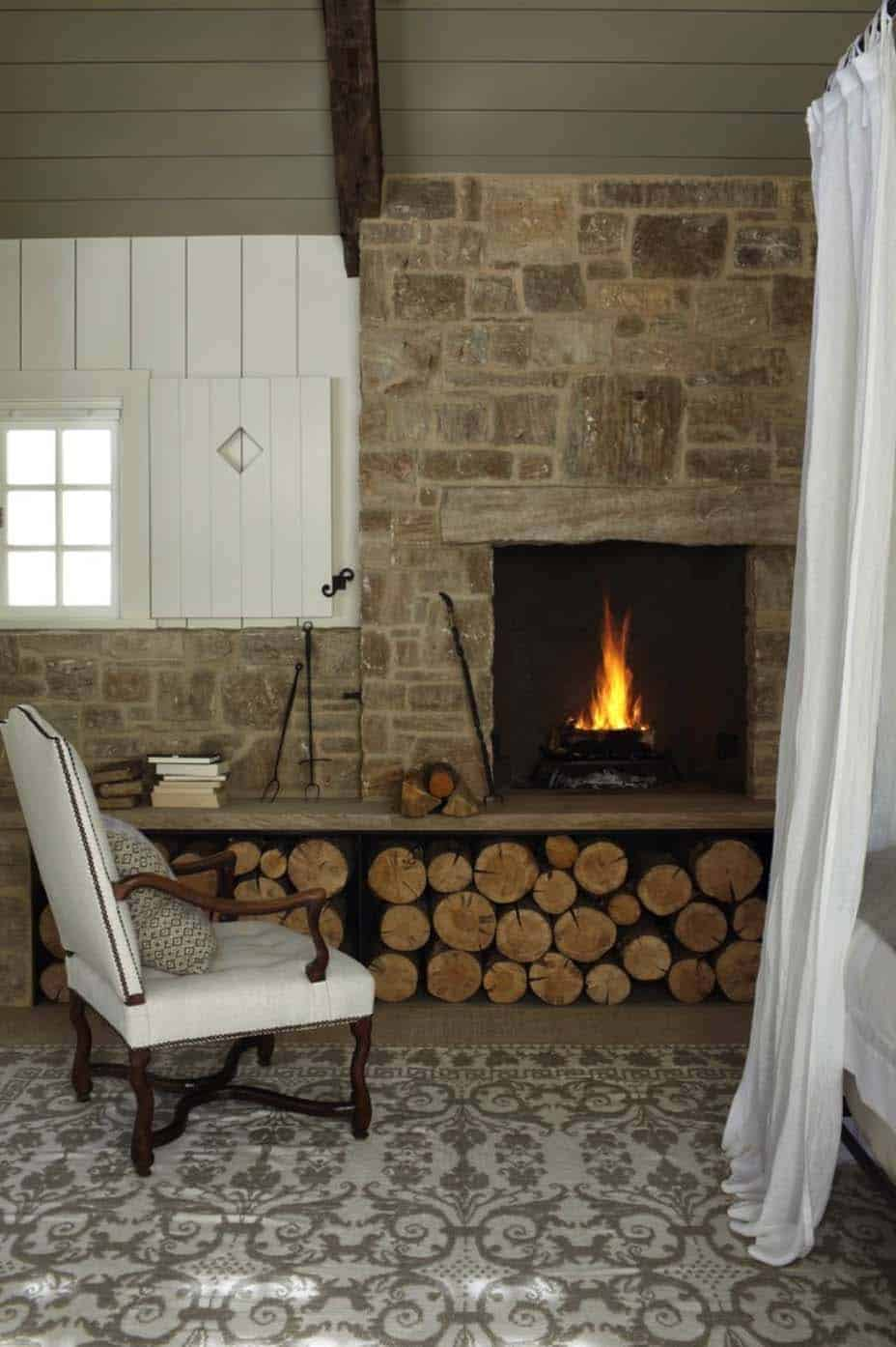 rustic-bedroom-fireplace