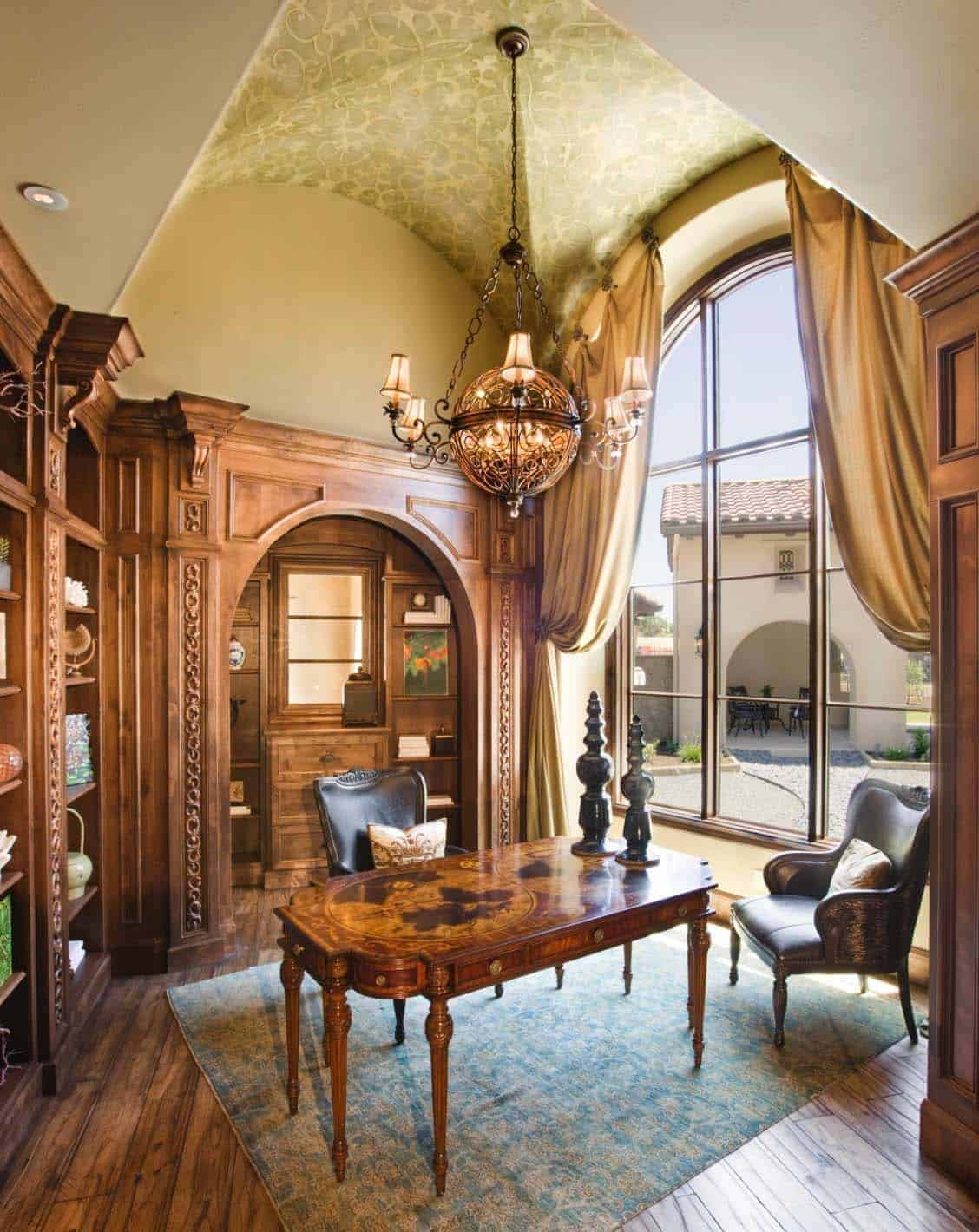 santa-barbara-style-home-office