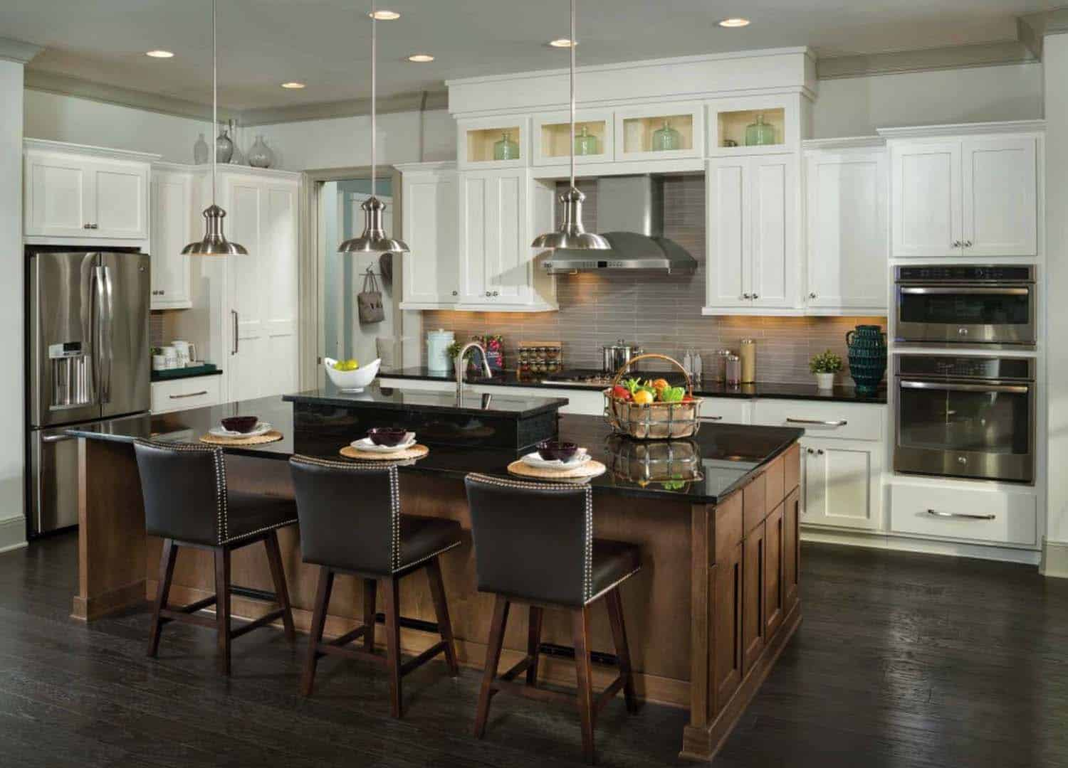 model-home-transitional-kitchen