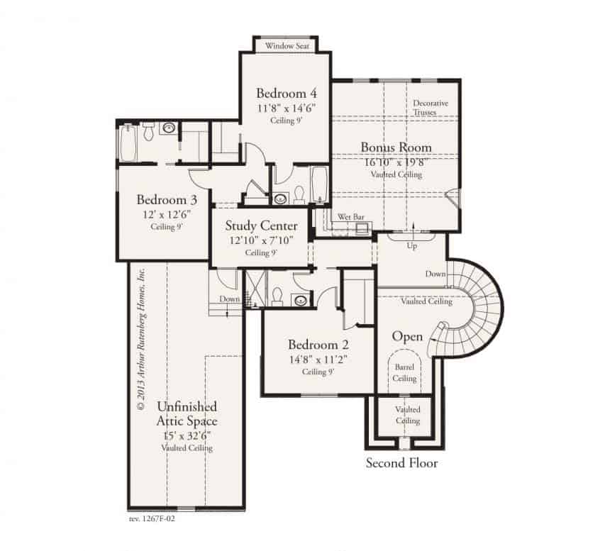model-home-traditional-floor-plan
