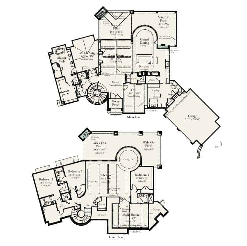 traditional-home-floor-plans