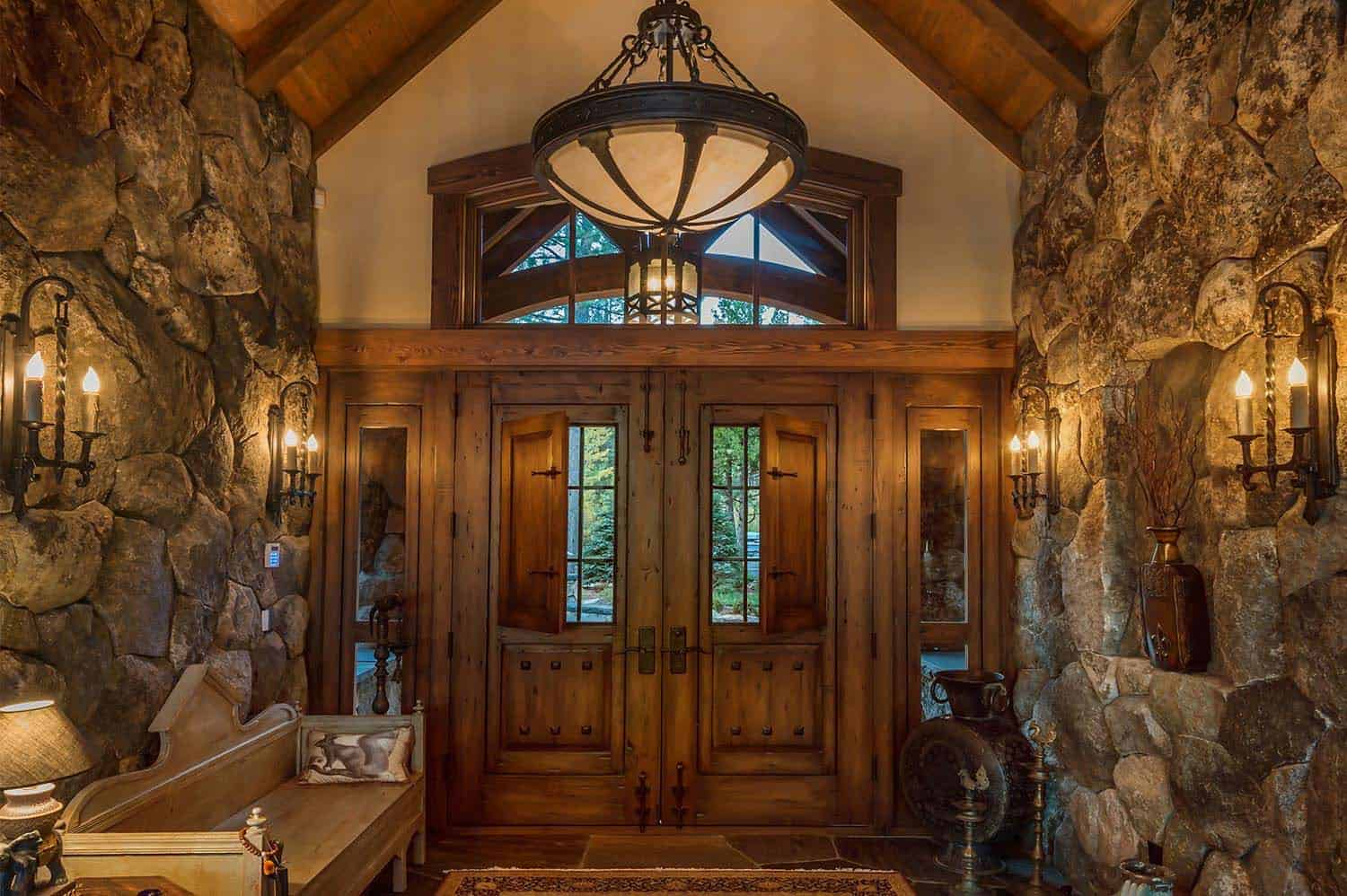 lodge-style-home-entry