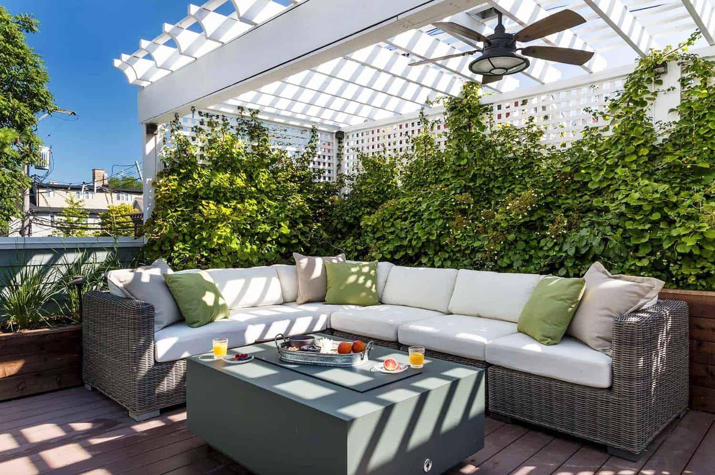 rooftop-deck-pergola