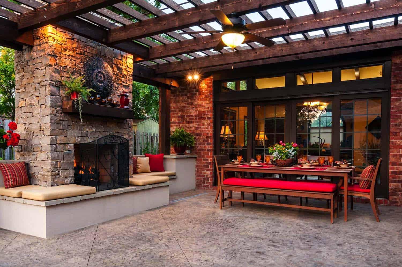 backyard-patio-pergola-fireplace