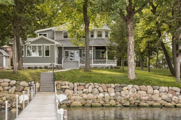 featured posts image for Dreamy lakeside getaway nestled on the shores of Lake Minnetonka