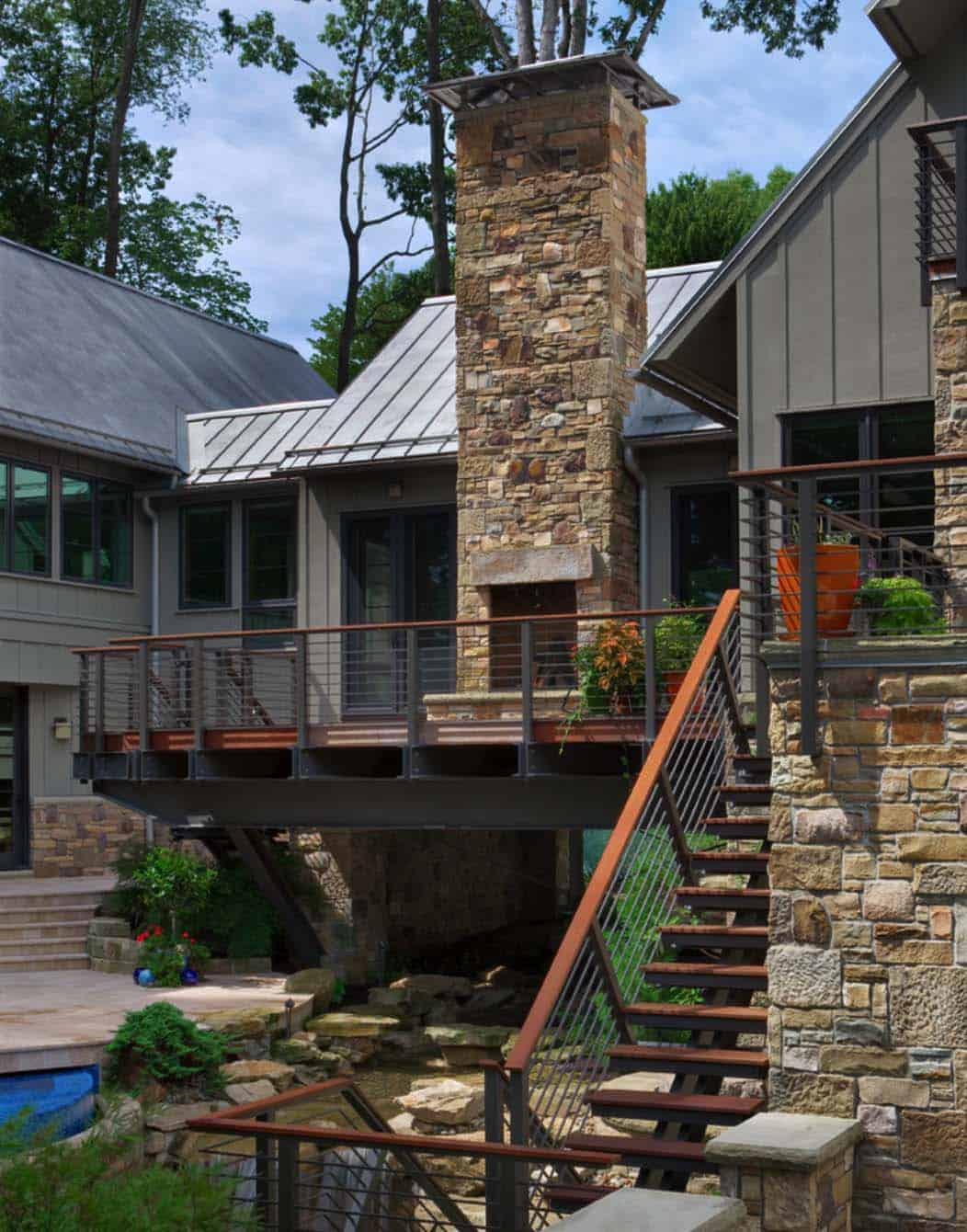bridge-house-contemporary-exterior