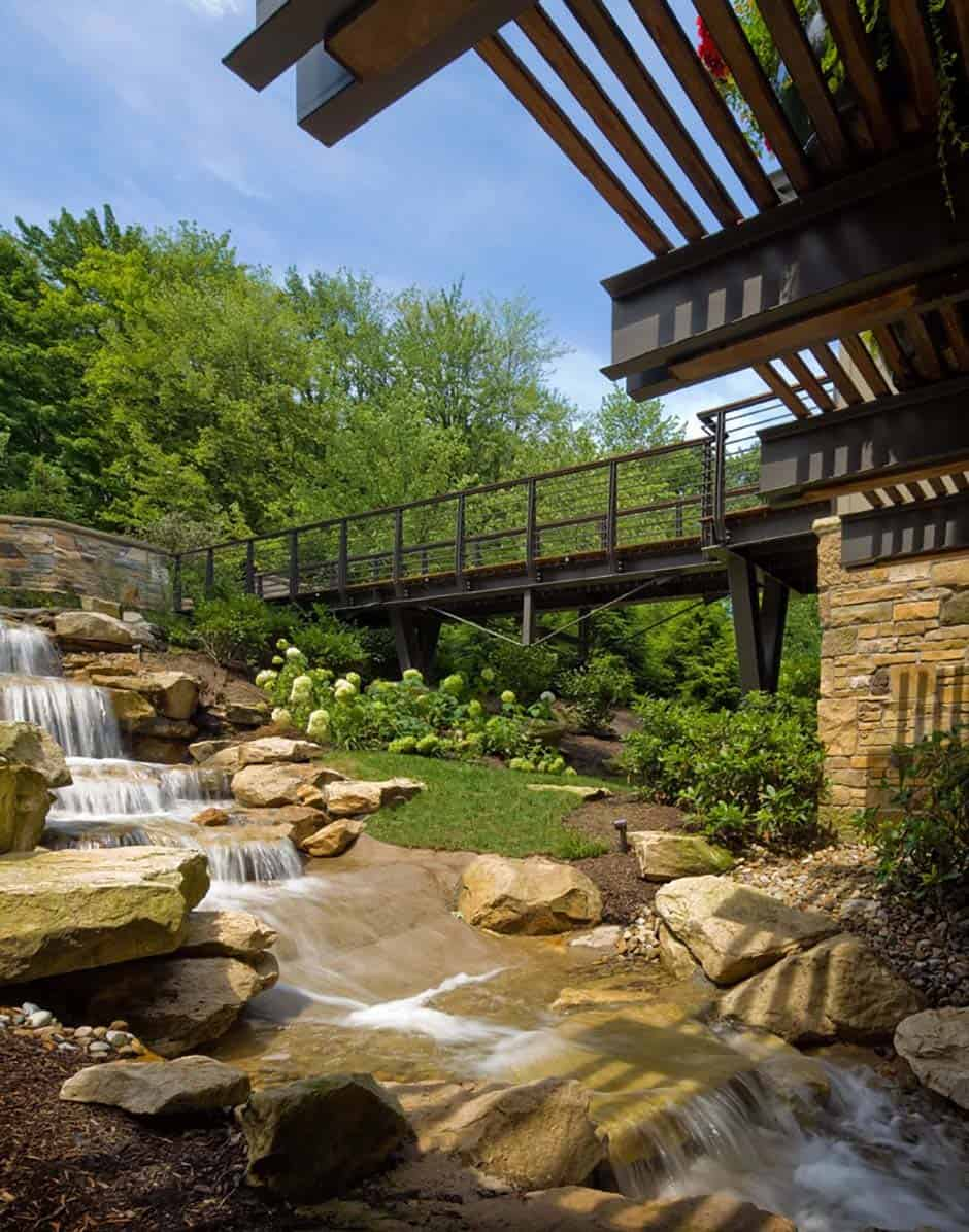 bridge-house-contemporary-landscape