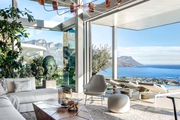 featured posts image for Brilliantly designed South African home with magnificent ocean views