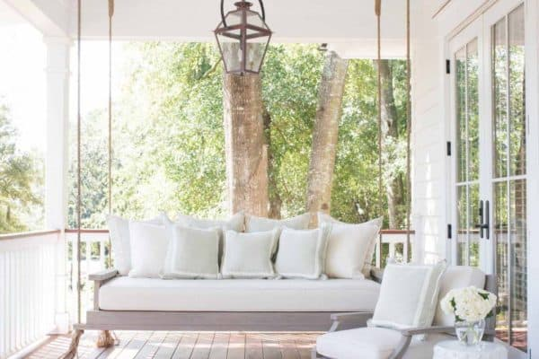 featured posts image for 26 Unbelievably Fabulous Swinging Bed Ideas For Your Porch