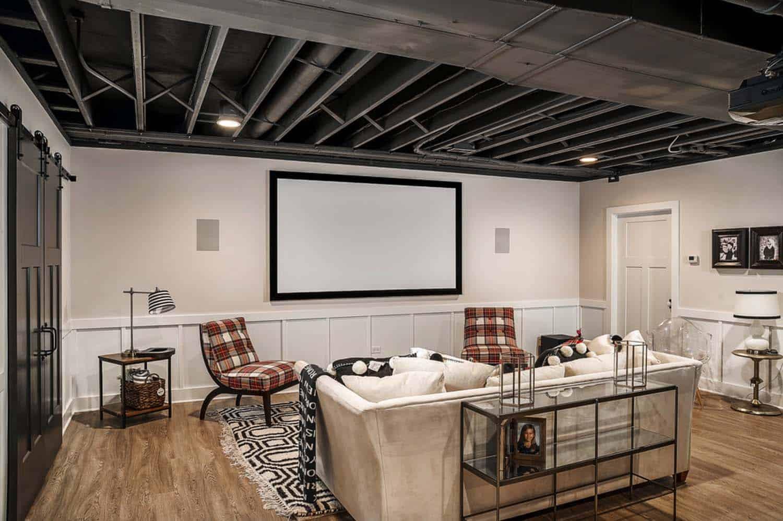 gorgeous-modern-farmhouse-basement