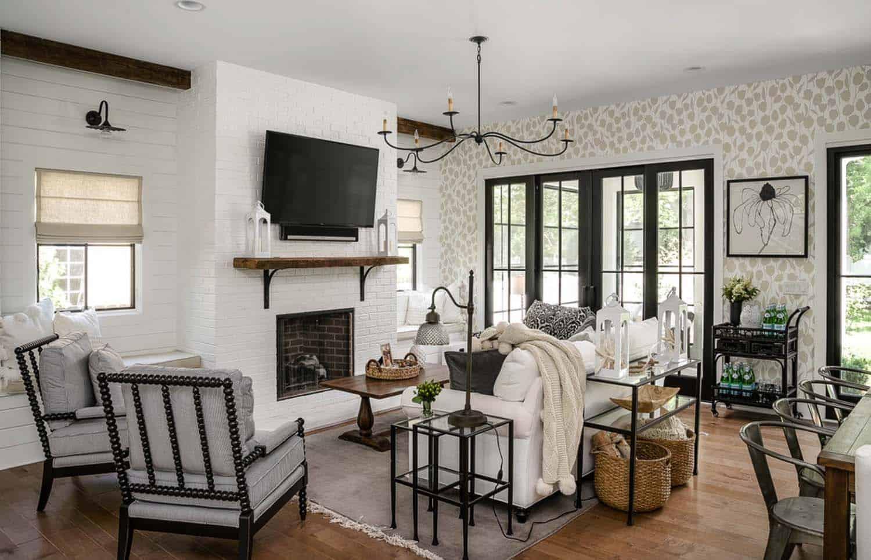 gorgeous-modern-farmhouse-family-room