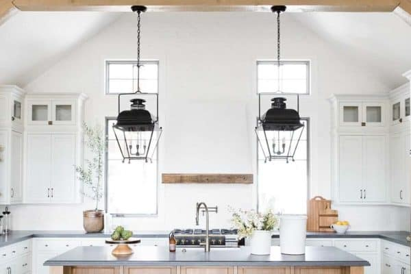 featured posts image for Step inside this Utah mountain modern farmhouse of our dreams