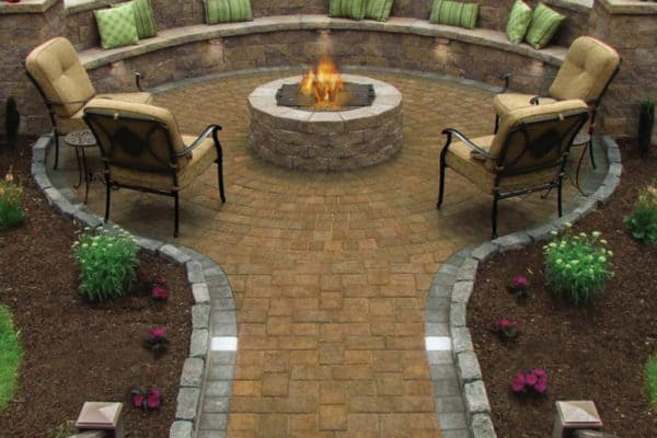 featured posts image for 28 Inspiring Fire Pit Ideas To Create A Fabulous Backyard Oasis