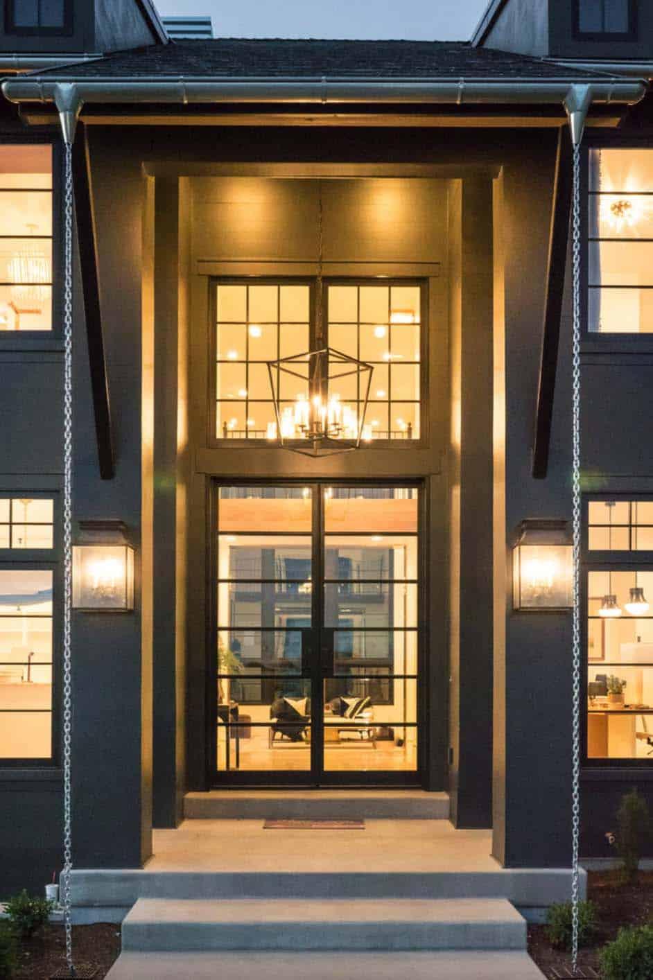 luxury-farmhouse-modern-design-entry