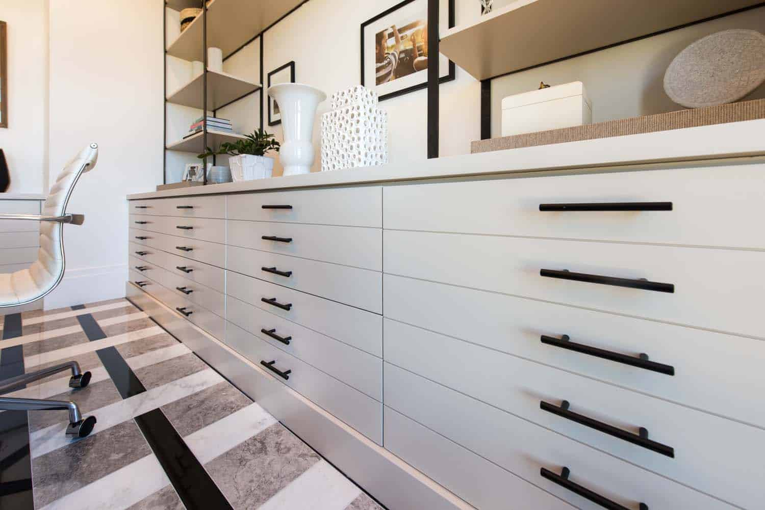 transitional-home-office-cabinet-detail
