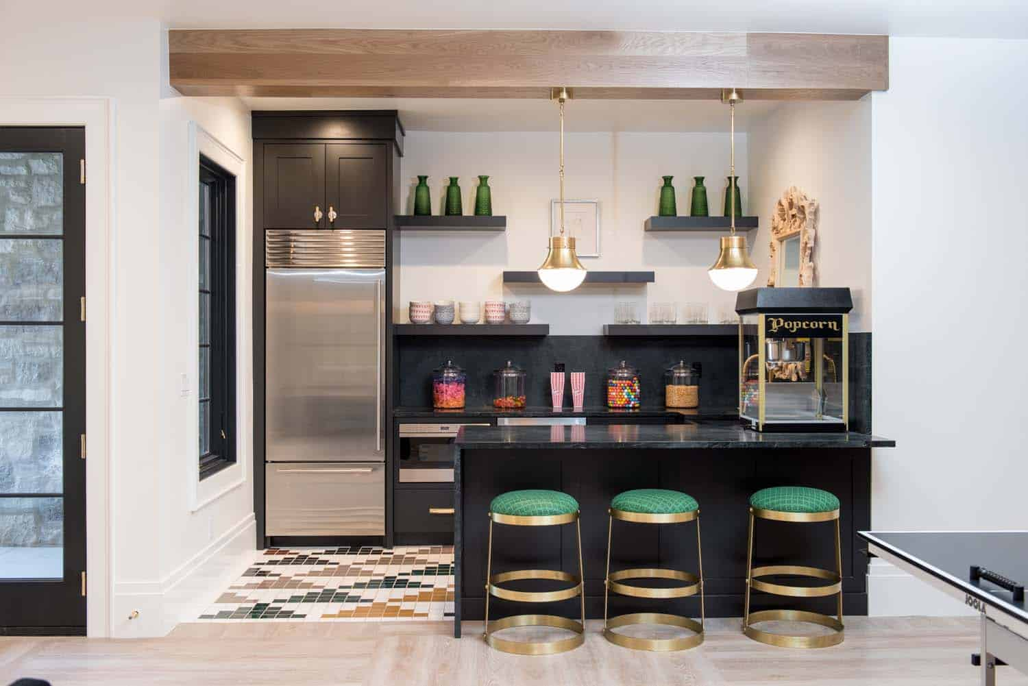contemporary-home-bar-basement