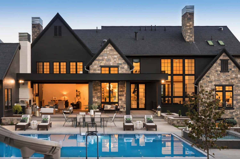 luxury-farmhouse-modern-design-pool