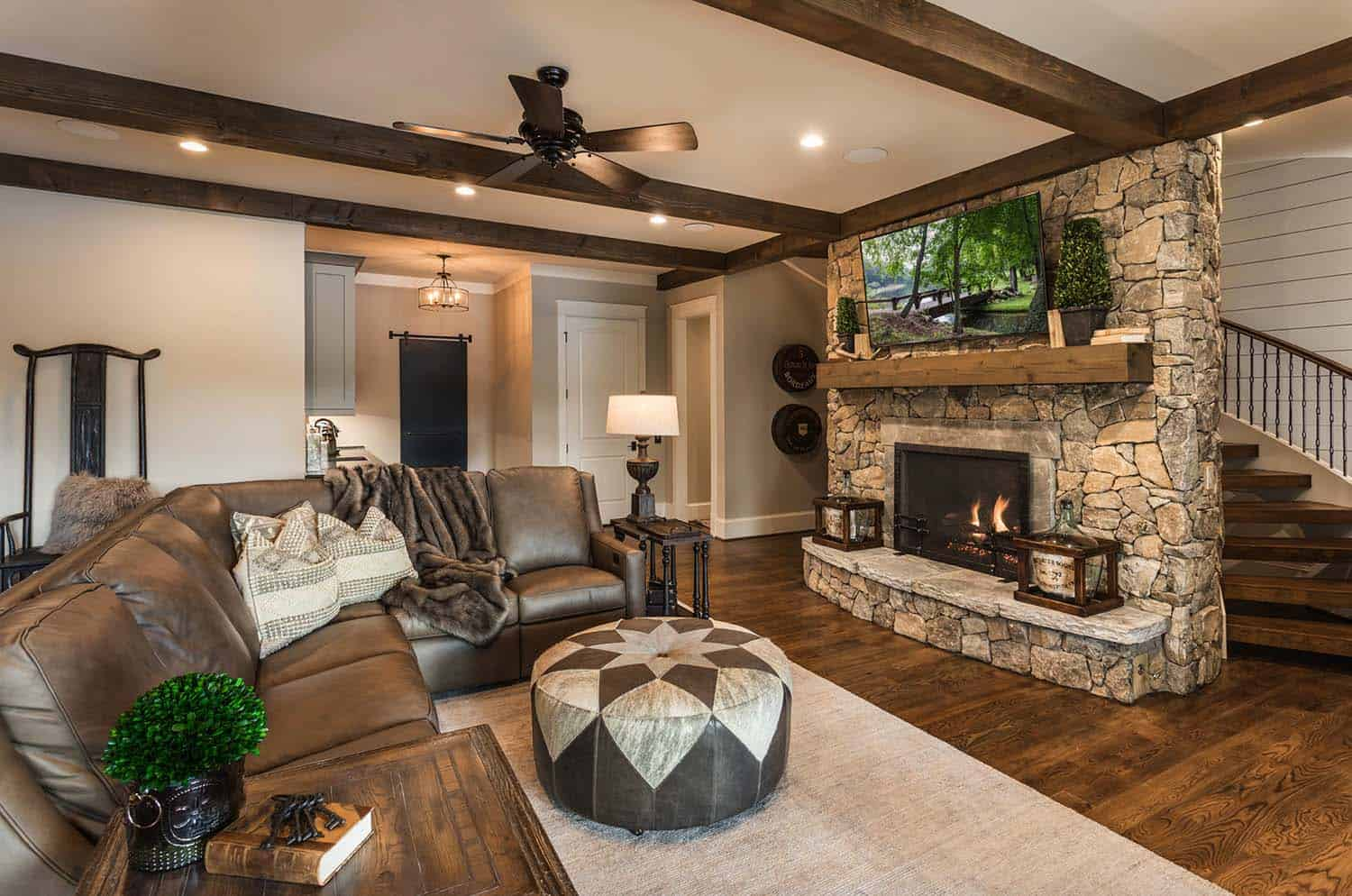 rustic-living-room