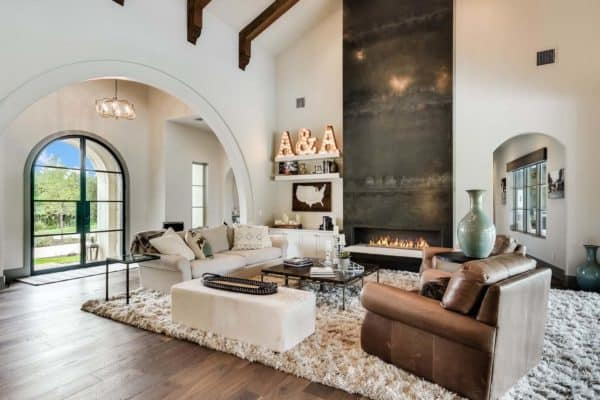 featured posts image for Step inside a striking Mediterranean style dwelling in Texas Hill Country