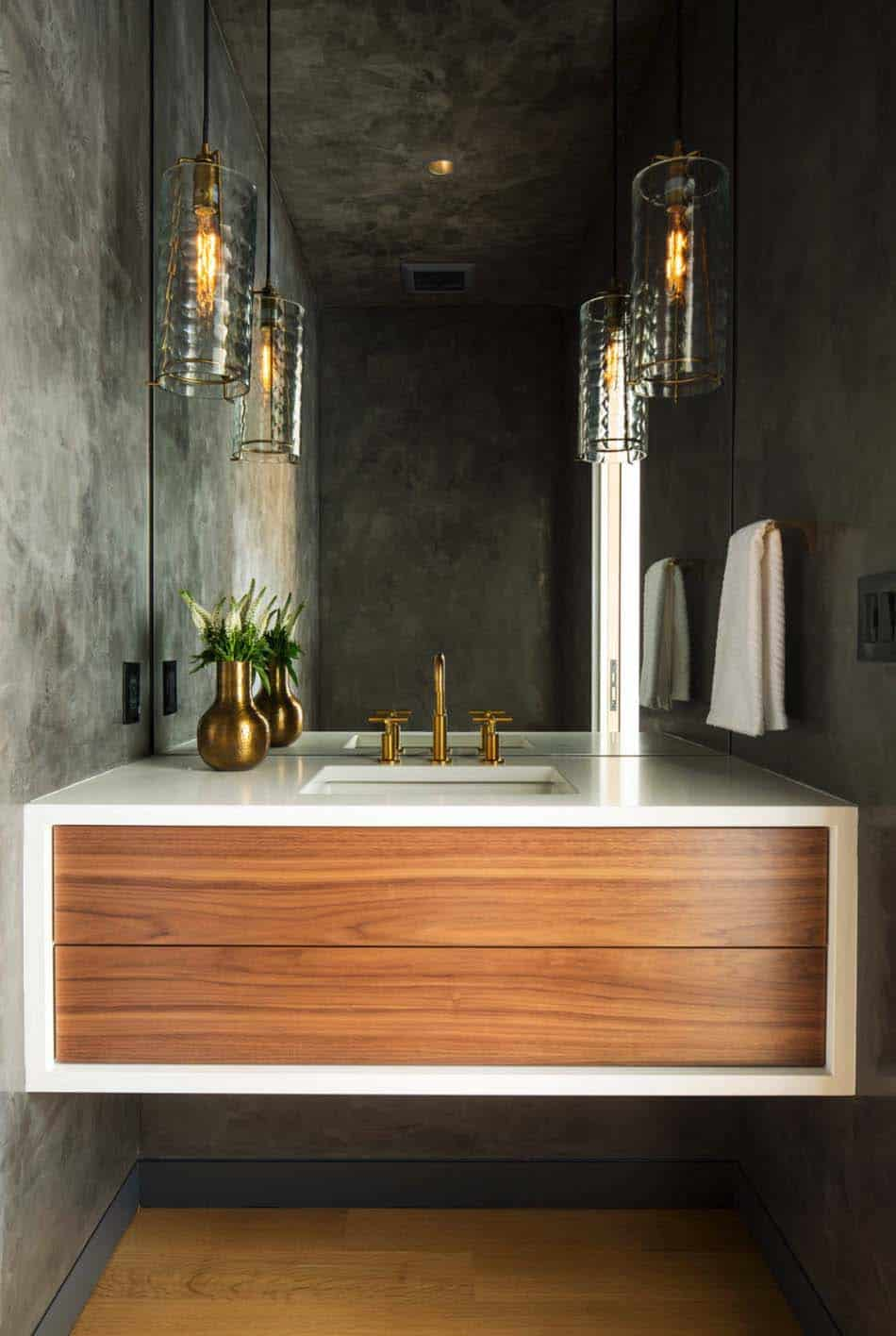 modern-farmhouse-contemporary-powder-room