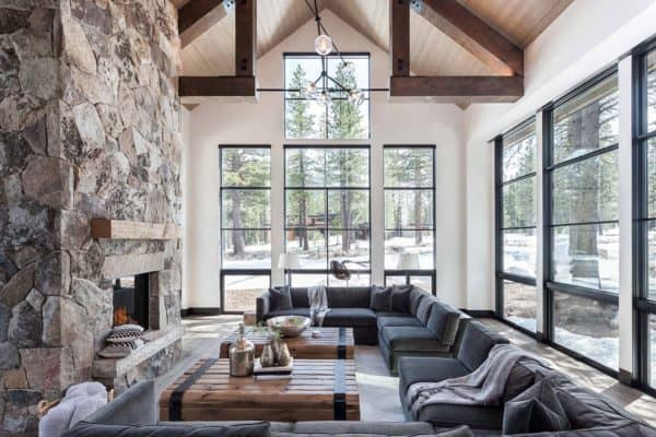 featured posts image for Cozy mountain retreat with Scandinavian vibe on beautiful Lake Tahoe