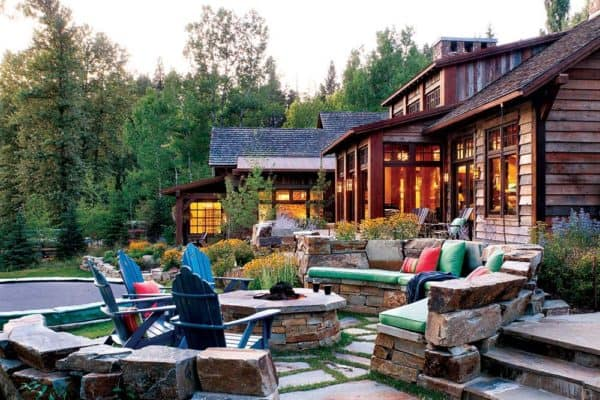 featured posts image for Inside a heavenly waterside retreat in Montana that made our jaws drop